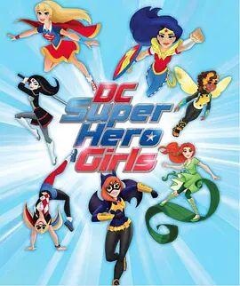DC超级英雄美少女