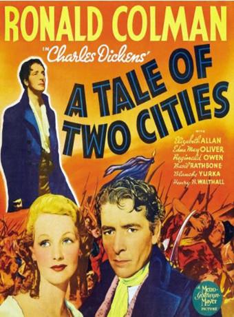 双城记1935海报
