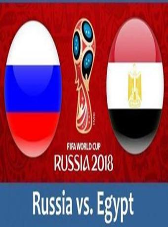 2018俄罗斯世界杯俄罗斯VS埃及