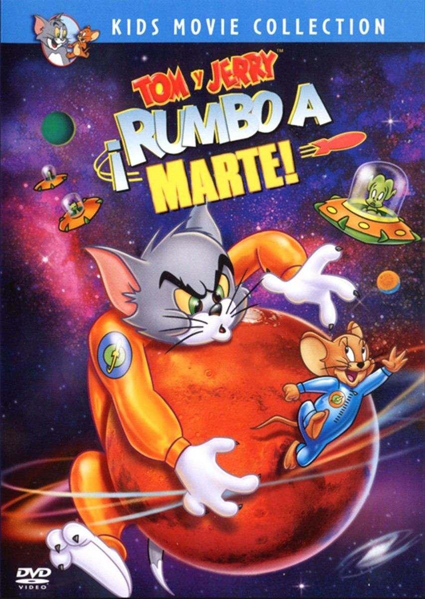 猫和老鼠:火星之旅