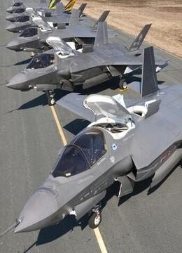世界战斗机-F35